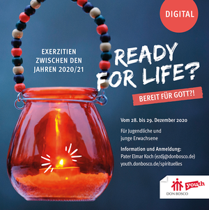 Ready for life digitale Exerzitien